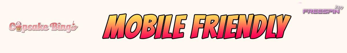 Cupcake Bingo Casino-mobile-friendly