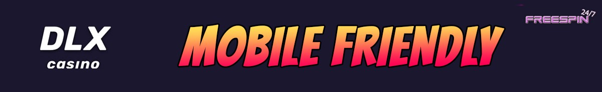 DLX Casino-mobile-friendly
