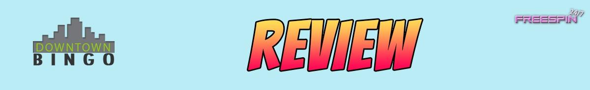 Downtown Bingo-review
