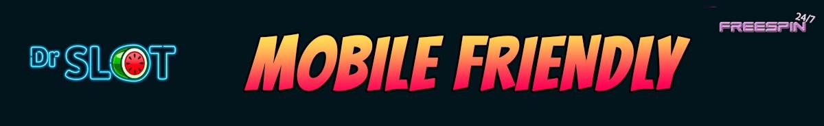 Dr Slot Casino-mobile-friendly