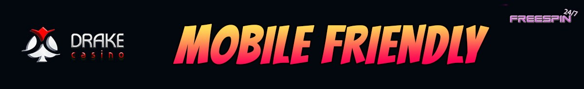 Drake Casino-mobile-friendly