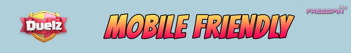 Duelz Casino-mobile-friendly