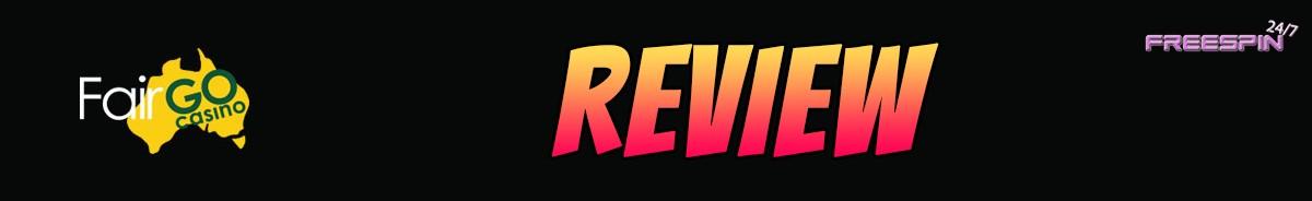 Fair Go Casino-review