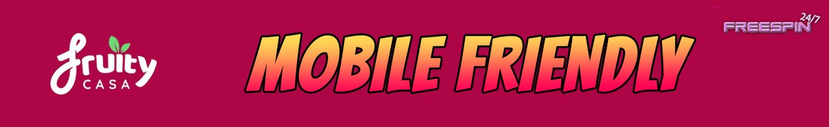 Fruity Casa Casino-mobile-friendly