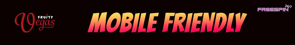 Fruity Vegas Casino-mobile-friendly