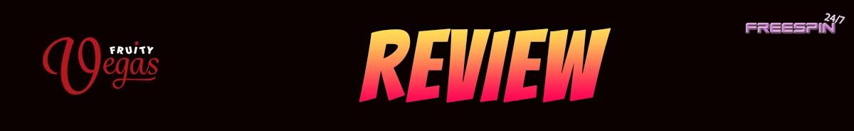 Fruity Vegas Casino-review