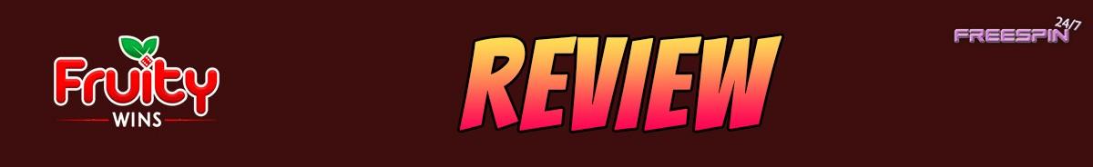 Fruity Wins Casino-review