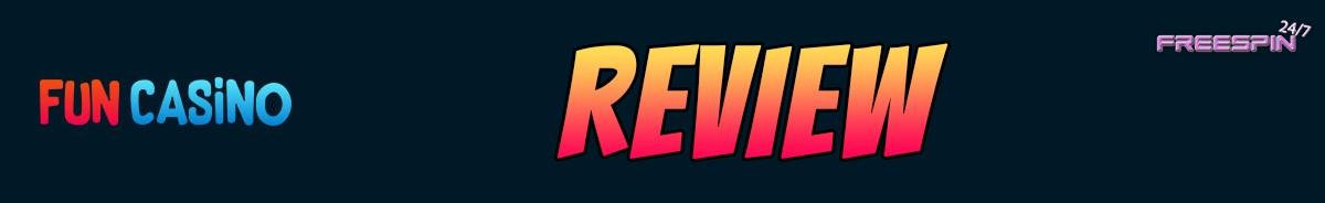 Fun Casino-review