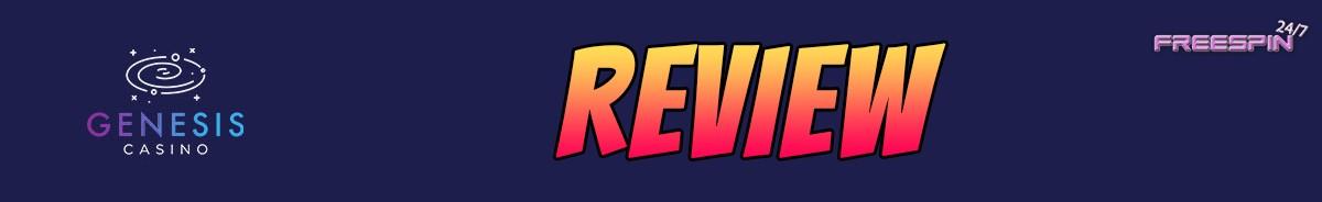 Genesis Casino-review