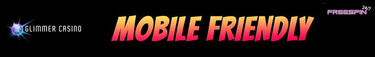 Glimmer Casino-mobile-friendly