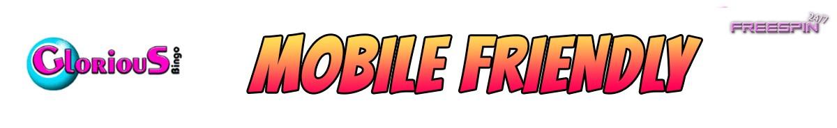 Glorious Bingo-mobile-friendly