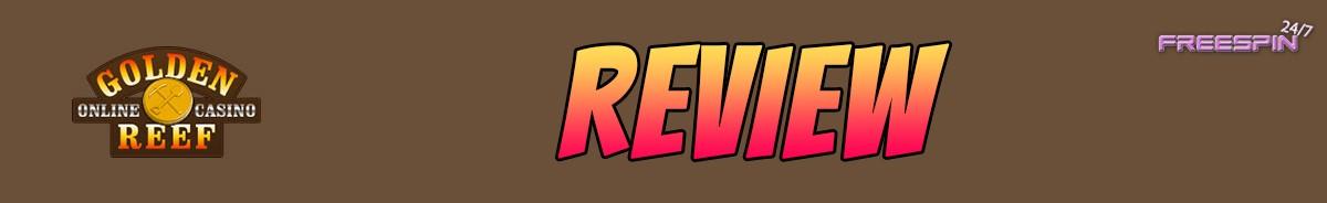 Golden Reef-review
