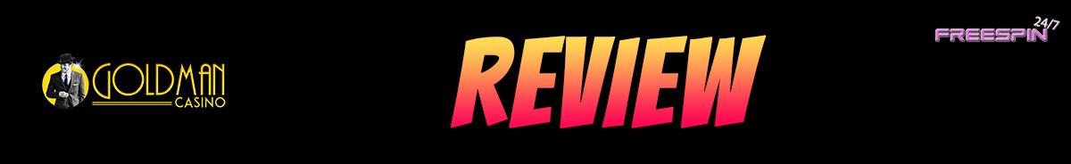 Goldman Casino-review