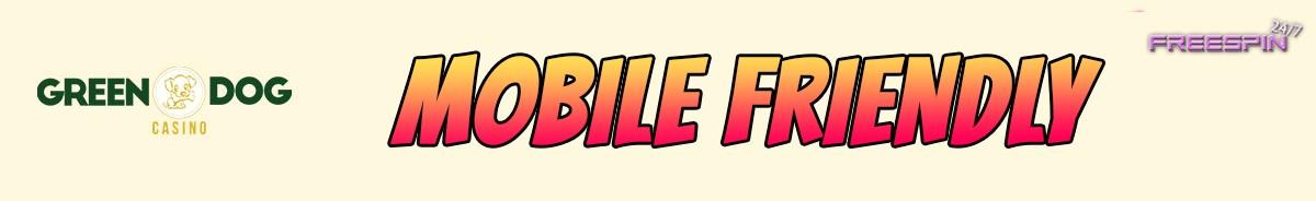 Green Dog Casino-mobile-friendly