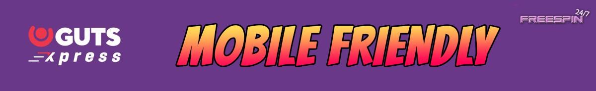 Guts Xpress Casino-mobile-friendly