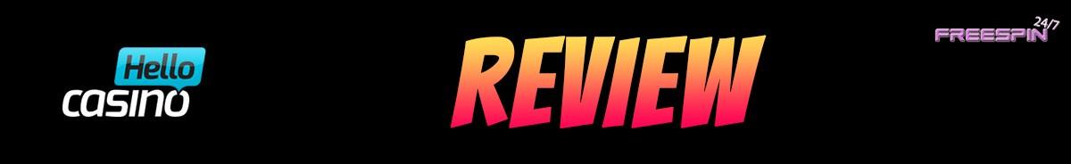 Hello Casino-review