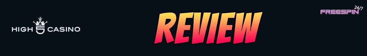 High 5 Casino-review