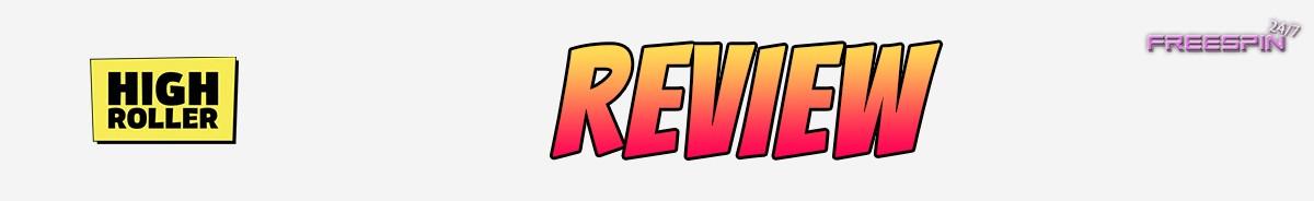 Highroller Casino-review