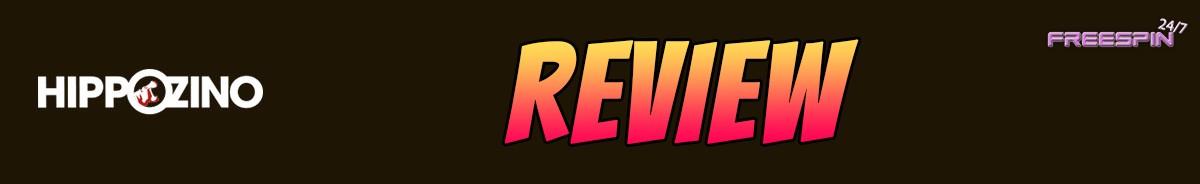 HippoZino Casino-review