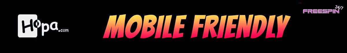 Hopa Casino-mobile-friendly