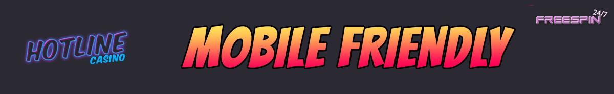 Hotline Casino-mobile-friendly