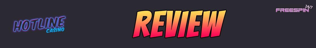 Hotline Casino-review