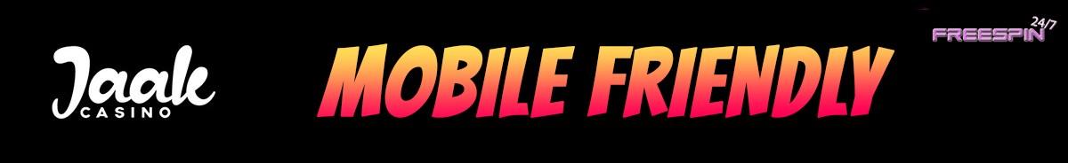 Jaak Casino-mobile-friendly