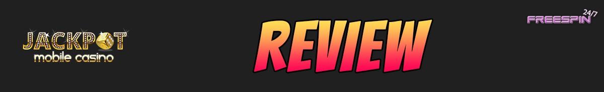 Jackpot Mobile Casino-review