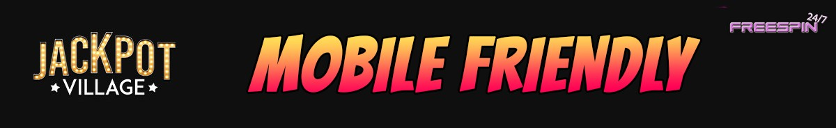 Jackpot Village Casino-mobile-friendly