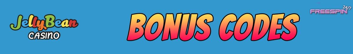 JellyBean Casino-bonus-codes