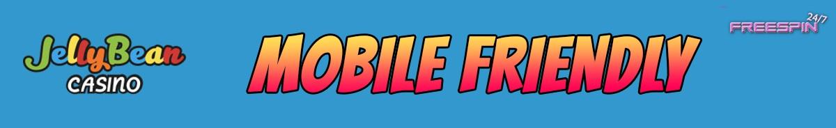 JellyBean Casino-mobile-friendly