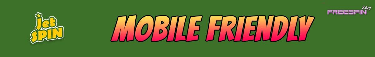 Jet Spin Casino-mobile-friendly