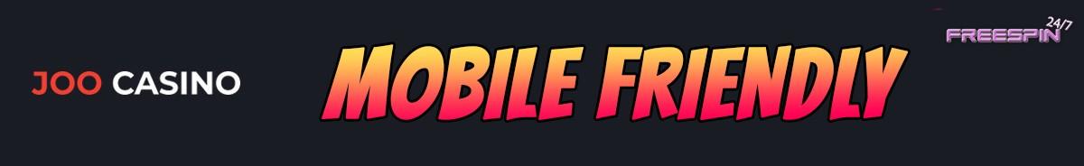 Joo Casino-mobile-friendly