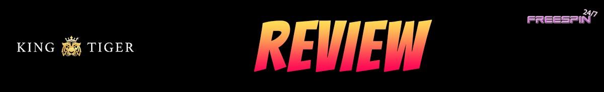 KingTiger-review