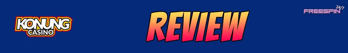 Konung Casino-review