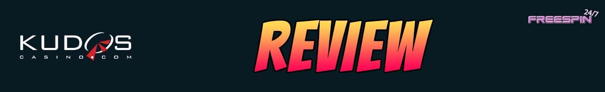 Kudos Casino-review
