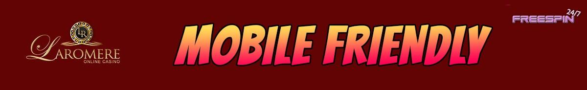 LaRomere Casino-mobile-friendly