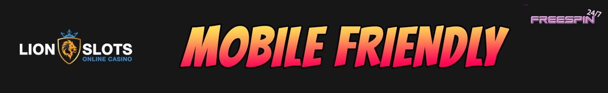 Lion Slots-mobile-friendly
