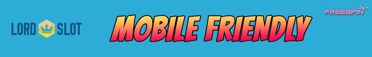 Lord Slot Casino-mobile-friendly