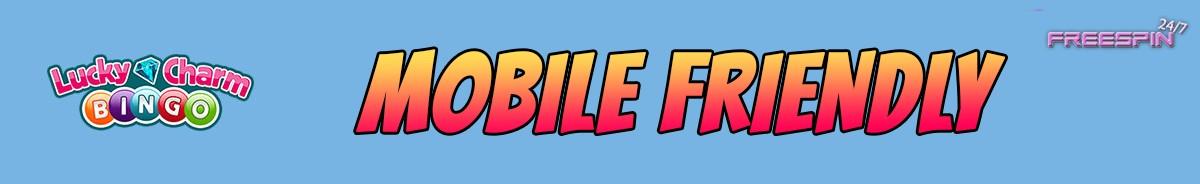 Lucky Charm Bingo Casino-mobile-friendly