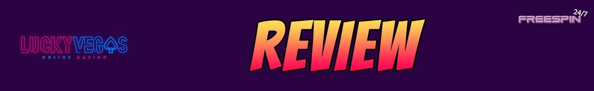 Lucky Vegas-review