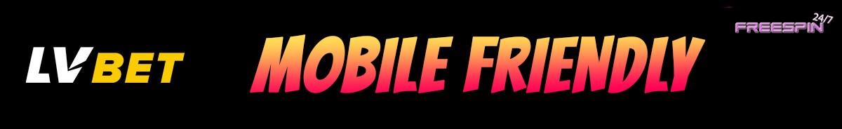 LVbet Casino-mobile-friendly