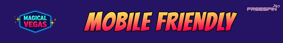 Magical Vegas Casino-mobile-friendly
