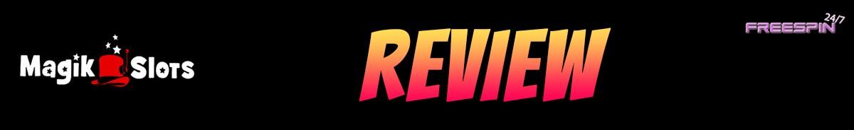 Magik Slots Casino-review