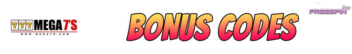 Mega7s-bonus-codes