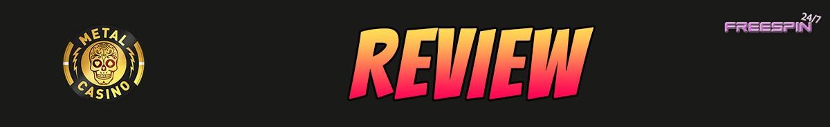 Metal Casino-review