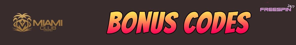 Miami Club Casino-bonus-codes