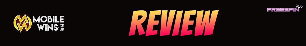 Mobile Wins Casino-review