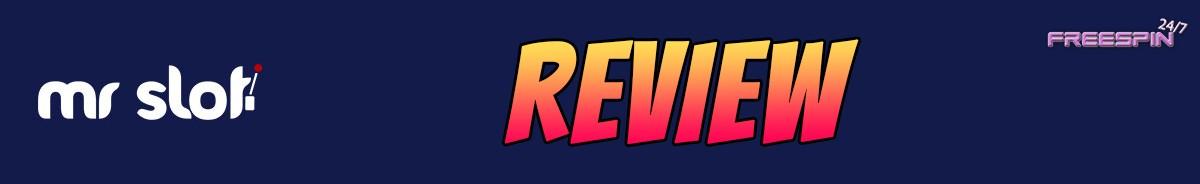 Mr Slot Casino-review