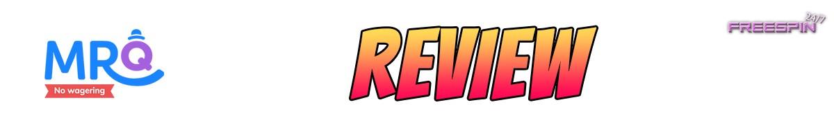 MrQ Casino-review